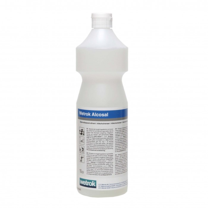 Uniwersalny środek myjący - Wetrok Alcosal