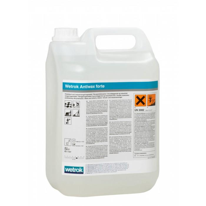 Silny preparat czyszczący - Wetrok Antiwax Forte