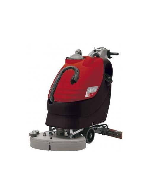 Adiatek Ruby 55E - elektryczna szorowarka do podłóg