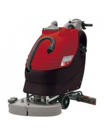 Adiatek Ruby 55B - dwu szczotkowe urządzenie do mycia posadzek