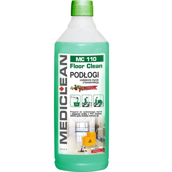 bieżące mycie posadzek - MC 110