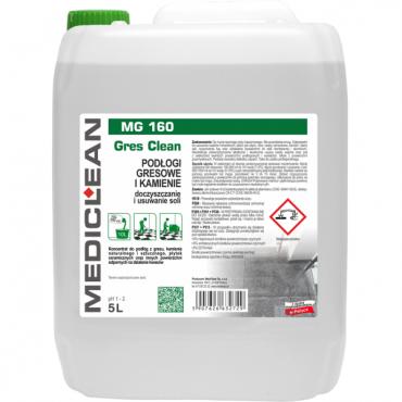 czyszczenie gresu - MG 160