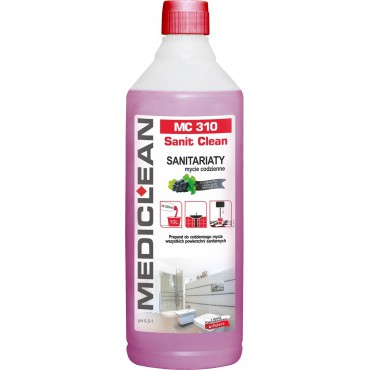 MC 310 Sanit Clean 1l