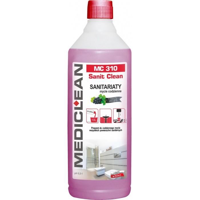 czyszczenie sanitariatów - MC 310