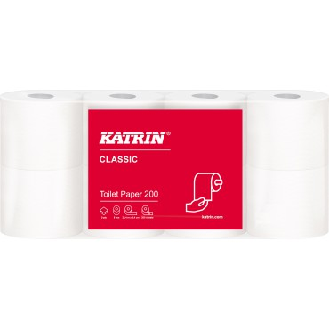 Katrin Classic Toilet 200 -...