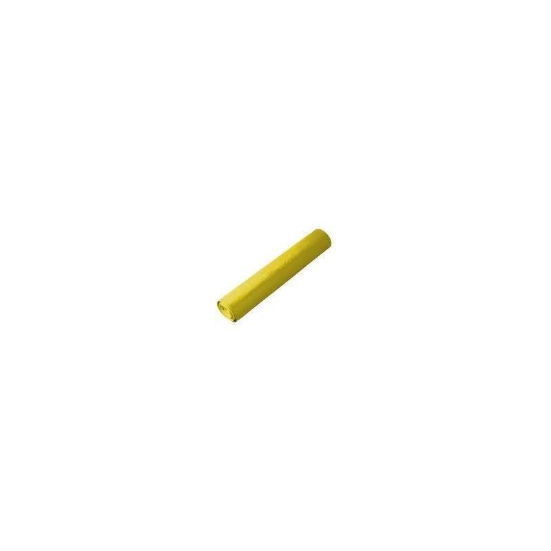 worek na śmieci 35 l - żółty