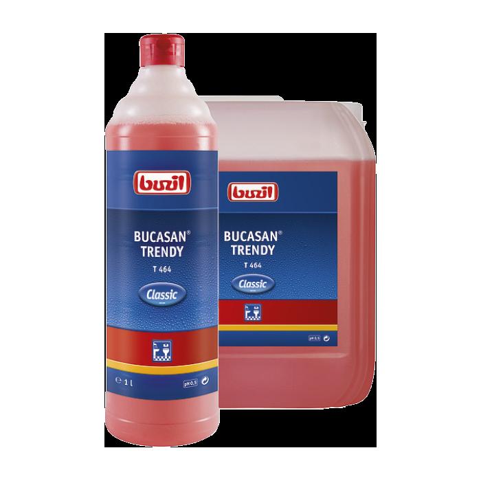 Płyn do mycia sanitariatów - Bucasan Trendy
