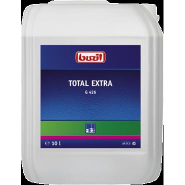 Silny środek doczyszczający - Total Extra