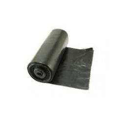 Worki na śmieci HDPE czarne