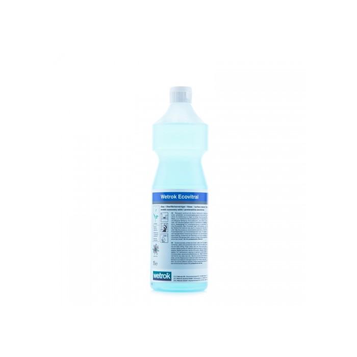 Wetrok Ecovitral - antystatyczny, ekologiczny płyn myjący