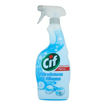 Cif glass cleaner - 750 ml