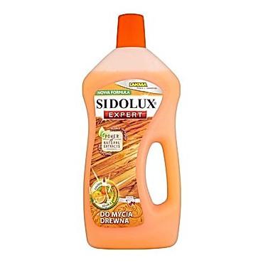 Płyn do podłóg drewnianych Sidolux Expert - 750 ml