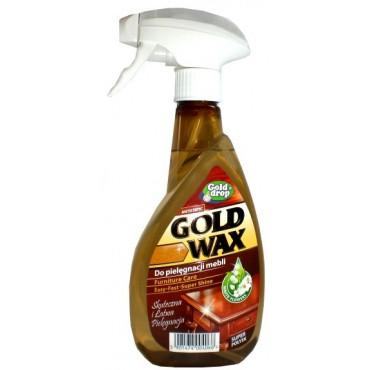 Gold Wax płyn do mebli - 400 ml
