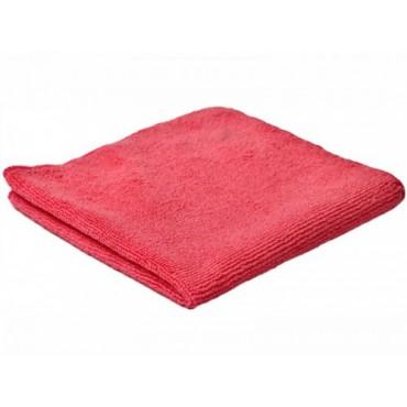 ściereczka z mikrowłókna - czerwona