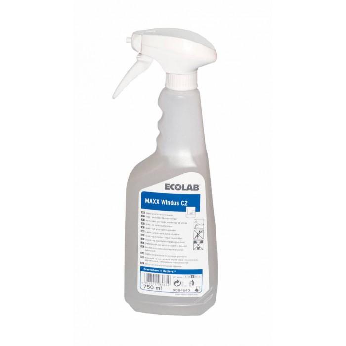 Płyn do mycia szyb - Ecolab Maxx Windus